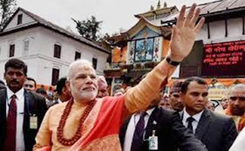 पीएम मोदी के नेपाल दौरे का दूसरा दिन, पशुपतिनाथ मंदिर में पूजा अर्चना करेंगे पीएम