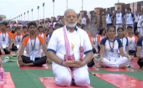 अंतरराष्ट्रीय योग दिवस के मौके पर पीएम मोदी करेंगे देहरादून में योग: सीएम त्रिवेंद्र सिंह रावत