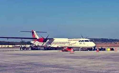 गगल और भुंतर एयरपोर्ट का विस्तारीकरण, मुख्य सचिव रामसुभग सिंह दिल्ली पहुंचे