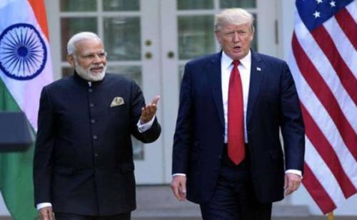 भारत ने अमेरिकी राष्ट्रपति को भेजा न्योता, ट्रंप हो सकते हैं गणतंत्र दिवस समारोह में मुख्य अतिथि