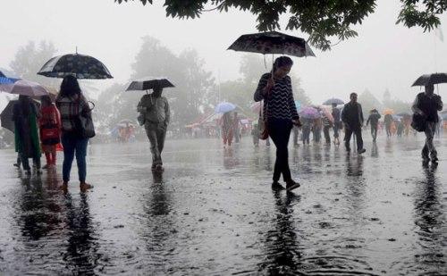 आज से मौसम में आएगा बदलाव, उत्तर भारत में बरसेंगे बादल