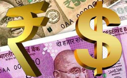एक दिन में रुपए में आई सबसे बड़ी गिरावट, डॉलर के मुकाबले रुपया 21 पैसे की गिरावट के साथ 70.95 के स्तर पर खुला