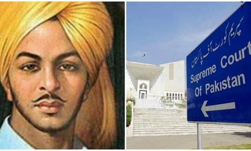 पाक अदालत का फरमान, भगत सिंह के नाम पर रखा जाए शादमान चौक का नाम