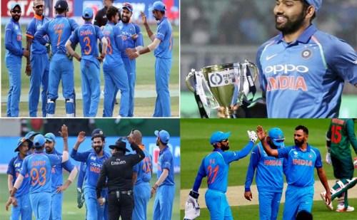 बंग्लादेश को मात देकर भारत बना एशिया कप का चैंपियन