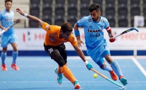 एशियन चैंपियंस ट्रॉफी में जापान को हराकर फाइनल में पहुंचा भारत