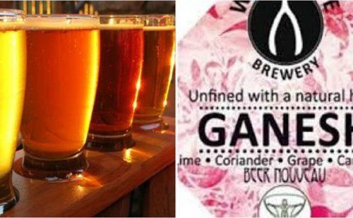 ब्रिटिश शराब कंपनी द्वारा बीयर का नाम 'गणेश' रखने पर हुआ विवाद
