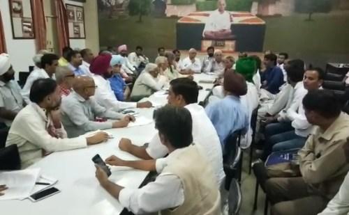 दिल्ली में एक बार फिर किसान करेंगे आंदोलन