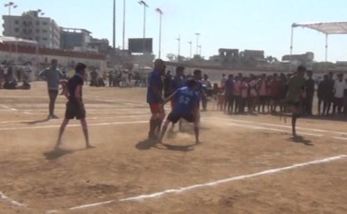 नालागढ़ में दो दिवसीय कबड्डी प्रतियोगिता का हुआ समापन