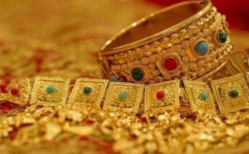 ज्वेलरी की दुकान से 45 लाख का सोना हुआ चोरी