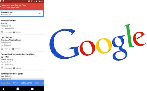 गूगल की सर्च लिस्ट में जॉब्स नियर मी सर्च करने वालों की तादाद 2016 से लगातार बढ़ी..