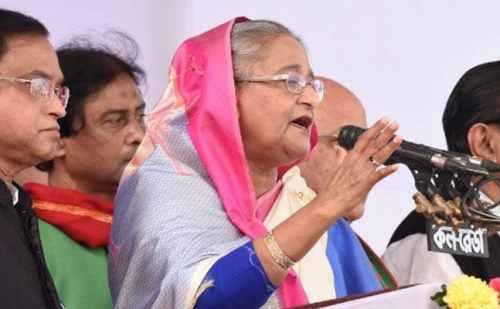 बांग्लादेश: शेख हसीना की अवामी लीग पार्टी की लगातार तीसरी जीत
