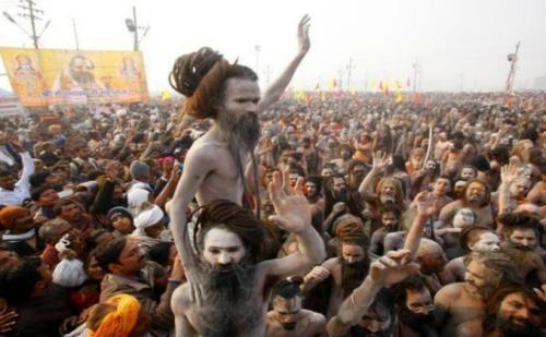 कुंभ मेले में अब होगी 14 अखाड़ो की पेशवाई