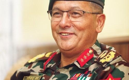 नेपाली सेना प्रमुख जनरल पूर्ण चंद्र थापा 6 दिन के भारत दौरे पर