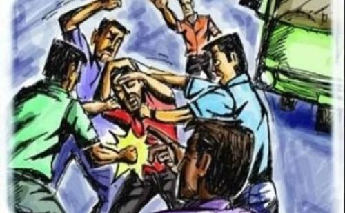 ऊना में परिजनों ने की अश्लील संदेश भेजने वाले एक युवक की पिटाई