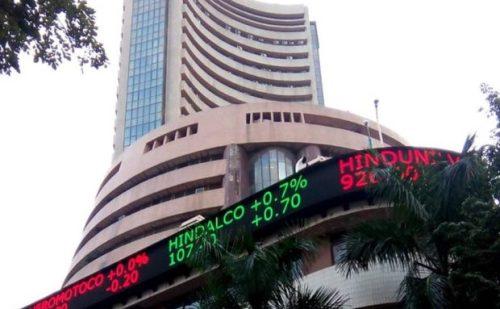 लगातार 6 दिनों बाद आज मजबूती के साथ बंद हुआ शेयर बाजार
