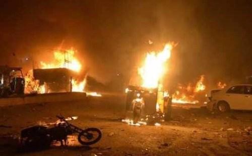 तंजानिया में तेल टैंकर विस्फोट से 97 लोगों की मौत
