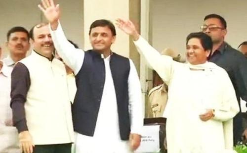 प्रदेश में सपा और बसपा दोनों साथ में मिलकर करेंगे चुनावी रैली- अखिलेश यादव
