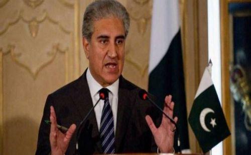 पाकिस्तान के विदेश मंत्री शाह महमूद कुरैशी के पीएम मोदी को लेकर बिगड़े बोल