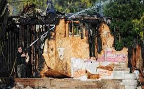 अमेरिका के कैलिफोर्निया में मस्जिद जलाने की कोशिश, मुस्लिम समुदाय में दहशत का माहौल