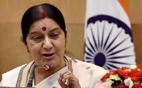ओआईसी मीटिंग : सुषमा स्वराज ने की यूएई, सऊदी, बांग्लादेश के विदेश मंत्रियों से द्विपक्षीय वार्ता