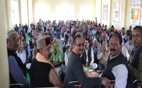 भाजपा प्रदेशाध्यक्ष ने लोकसभा चुनावों के लिए कार्यकर्ताओं को दिए जीत के मंत्र