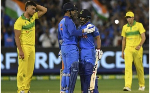 भारत और ऑस्ट्रेलिया के बीच पांच मैचों की वन-डे सीरीज की कल से शुरुआत