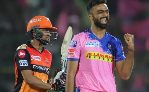 राजस्थान ने 7 विकेट से जीता मैच, प्लेऑफ में जाने की संभावनाओं को रखा बरकरार