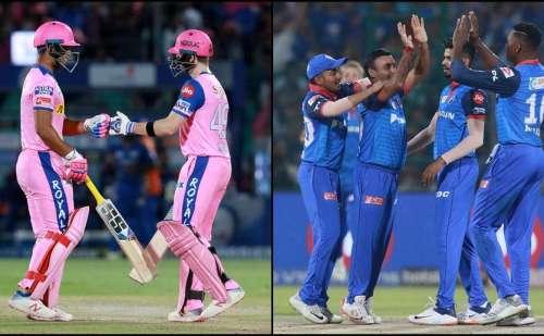 अजिंक्य रहाणे का शतक नहीं लगा पाया राजस्थान को पार, 6 विकटों से जीता दिल्ली