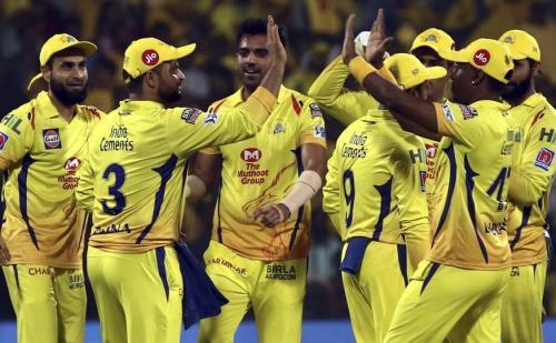 99 रनों पर सिमटी दिल्ली की टीम, पहले स्थान पर पहुंची चेन्नई सुपरकिंग्स