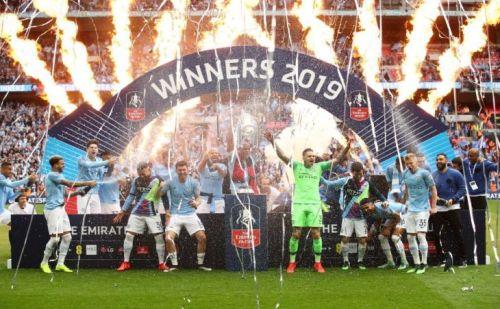 मेनचेस्टर सिटी ने एफ.ए. कप में वाटफोर्ड को 6-0 से किया पराजित