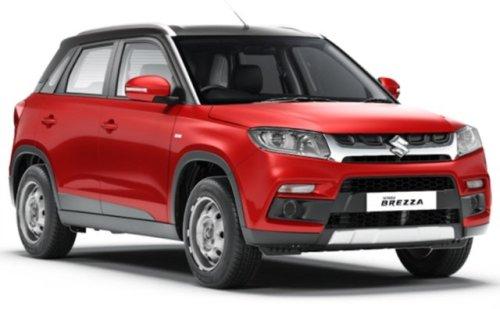 ग्राहकों को जल्द नए फीचर्स में मिलेगी SUV विटारा ब्रेजा