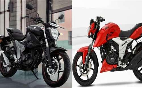 भारत में लॉन्च हुई नई Suzuki Gixxer 155 बाइक ,कीमत पहले के मॉडल से 12,000 रुपये अधिक