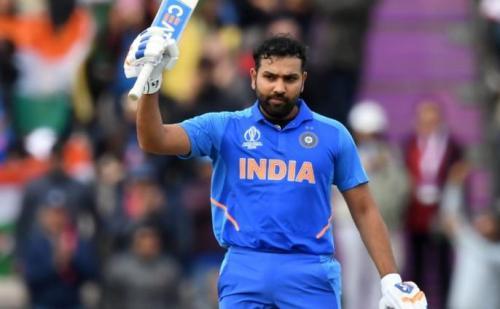 ICC World Cup 2019 : रोहित शर्मा ने रचा इतिहास, विश्व कप में चार शतक लगाने वाले पहले भारतीय