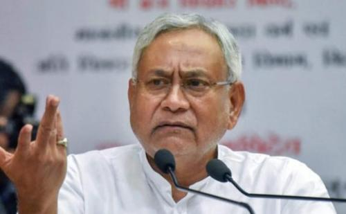 बैंकों पर बोले सीएम नीतीश कुमार, राज्य सरकार की नहीं सुनते बैंक