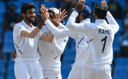 जमैका टेस्ट में भारत जीत की और,जीत के लिए 8 विकेट की दरकार