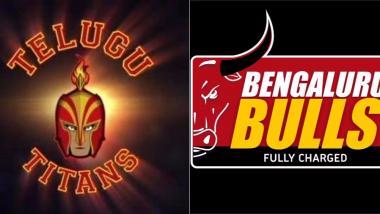 प्रो कबड्डी लीग 2019: बेंगलुरु बुल्स और तेलगु टाइटंस के बीच आज होगा मुकाबला