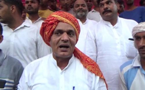 ओपी धनखड़ जनता की समस्याएं सुनने की बजाय परिवार तक सीमित हो गए है: राव धर्मपाल