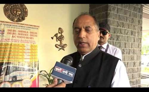 दिल्ली पहुंचे सीएम जयराम ठाकुर, उपचुनाव में किया जीत का दावा