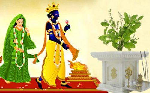 जानिए तुलसी विवाह का क्या महत्व है और पूजा का शुभ मुहूर्त