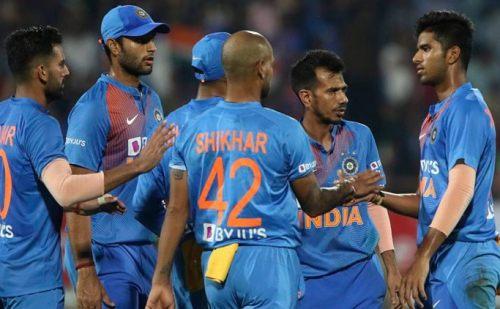 भारत ने बांग्लादेश को दिया 175 रनों का लक्ष्य
