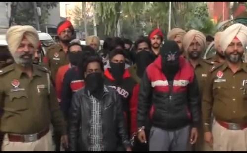 ट्रांसफार्मरों से तेल चुराने वाला गिरोह का पुलिस ने किया भंडाफोड़, 15 गिरफ्तार