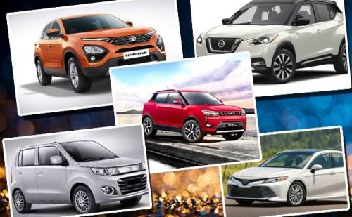 भारतीय बाजार में 2019 में लॉन्च हुई ये खास कारें, देखें तस्वीरें