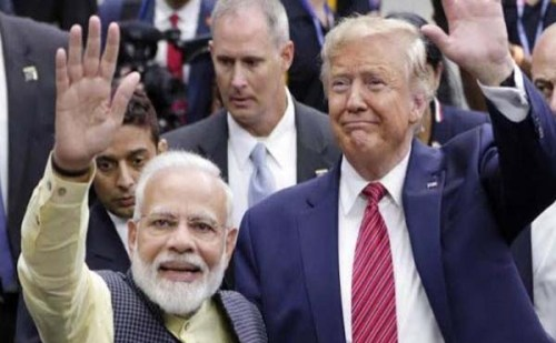 मैं भारत दौरे को लेकर खासा उत्साहित हूं-अमेरिकी राष्ट्रपति डोनाल्ड ट्रंप