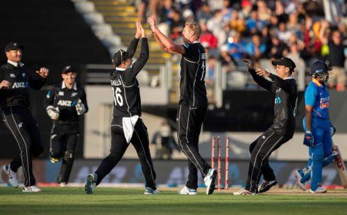 न्यूजीलैंड ने भारत को हराया, 3-0 से सीरीज को किया अपने नाम