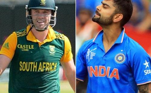 धर्मशाला में आज से शुरू होगी भारत-दक्षिण अफ्रीका के बीच वनडे सीरीज