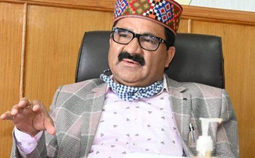 हिमाचल कैबिनेट पर कोरोना का साया ! अब शिक्षा मंत्री गोविंद ठाकुर हुए पॉजिटिव