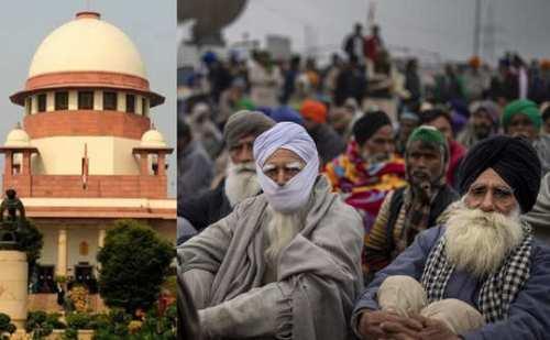 SC ने कृषि कानूनों के लागू होने पर लगाई रोक, इस फैसले पर क्या है किसानों की राय ?