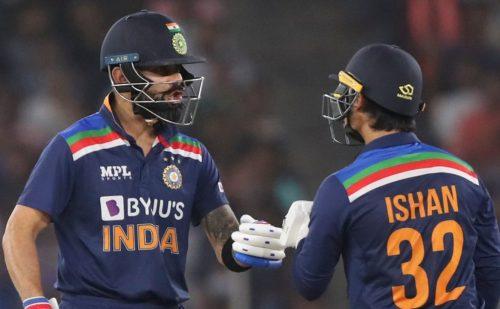INDvsENG: दूसरे T-20 में टीम इंडीया की धमाकेदार वापसी, कोहली-ईशान ने बनाए ये रिकॉर्ड?