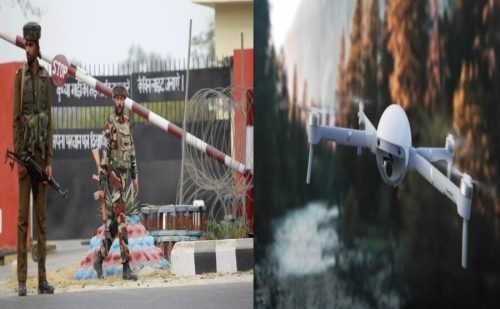 एयरफोर्स स्टेशन के बाद मिलिट्री स्टेशन पर हमले की साजिश ? कालूचक मिलिट्री स्टेशन जम्मू के नजदीक से सेना ने 2 ड्रोन को खदेड़ा