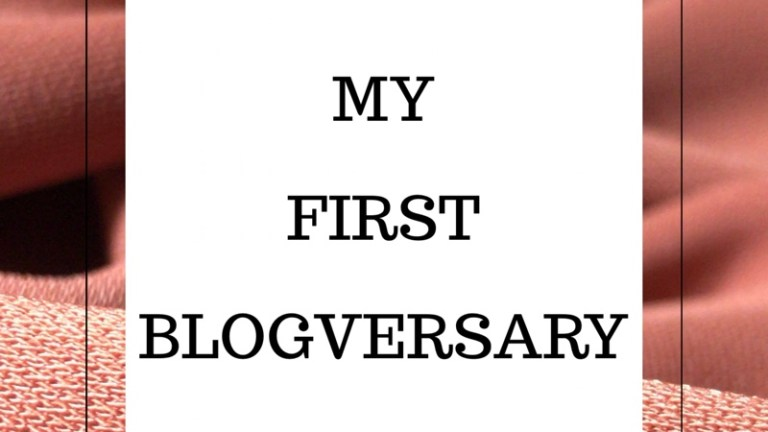 Khairah's Corner: One Year of Blogging